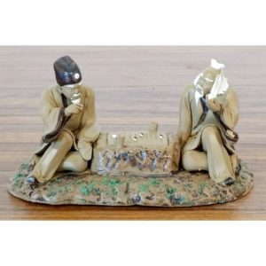 Two Scholars Figurine #71112