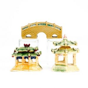 Building Figurines - Set of 3 Large #71129