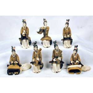 Musician Figurines- Set of 7 #71168